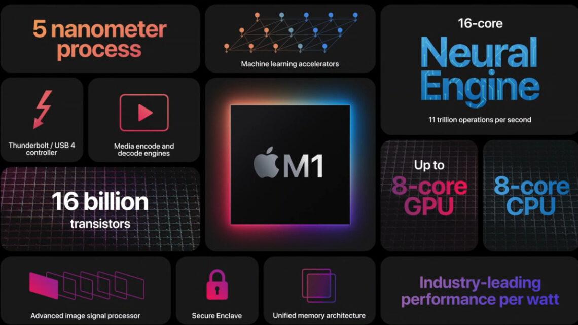 Apple M1 İşlemcisinin Özellikleri Nelerdir?