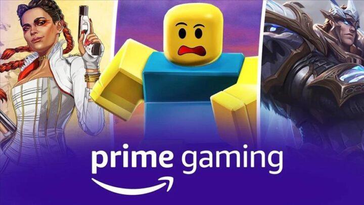 Amazon Prime Gaming, Nisan Ayı Ücretsiz Oyunları!