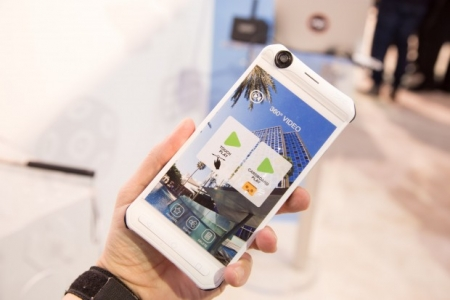 Dünyanın İlk 360 Derece Video Çekebilen Telefonu: Yezz Sfera