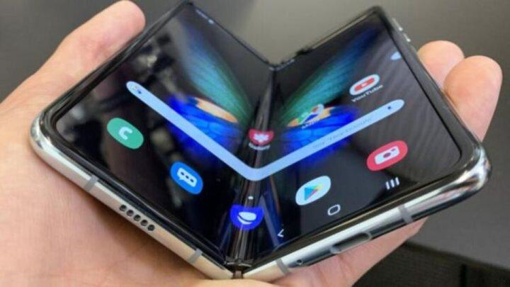 Samsung Katlanabilir Telefon Sektörüne Giriyor!