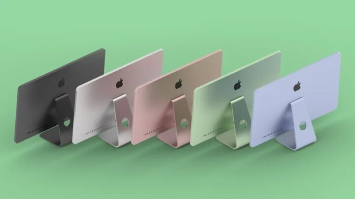 20 Nisan Apple iMac Sürprizi