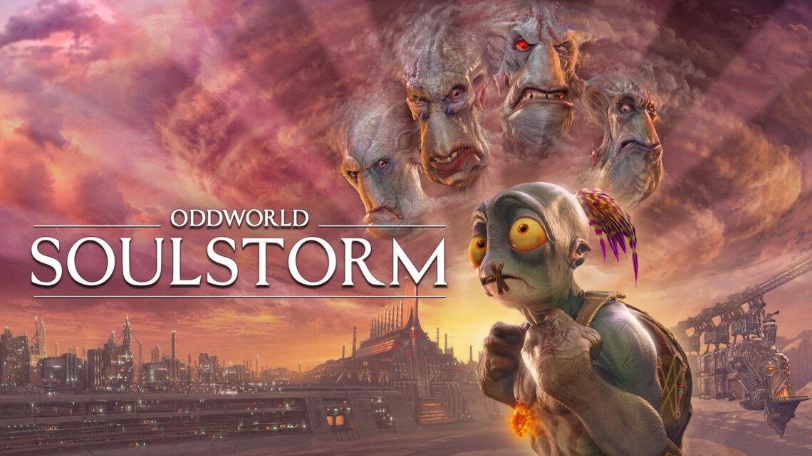 PlayStation ve PC İçin Oddworld: Soulstorm Yayınlandı